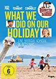 What Did Our Holiday kostenlos online stream