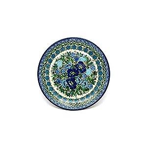 Polish Pottery Plate – Salad/Dessert (7 3/4″) – Unikat Signature U4520