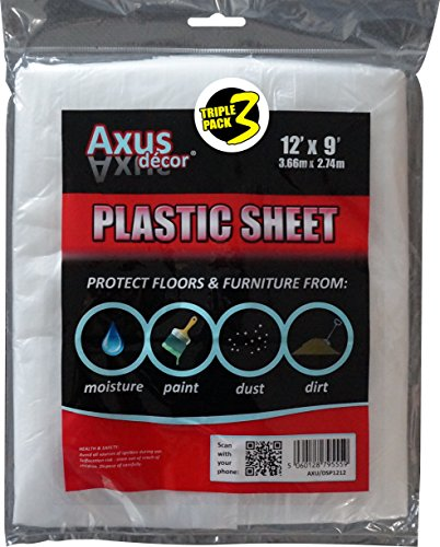 axus-decor-axu-dsp129-polythene-dust-sheet-pack-of-3