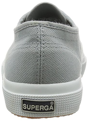 Superga 2750- Cotu Classic, Low-top mixte adulte Gris clair