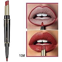 dunkelroter lippenstift essence