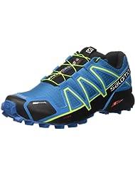 Salomon Speedcross 4 Cs, Zapatilla de Velcro Hombre