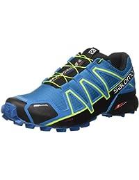 Salomon Speedcross 4 Cs, Zapatilla de Velcro para Hombre