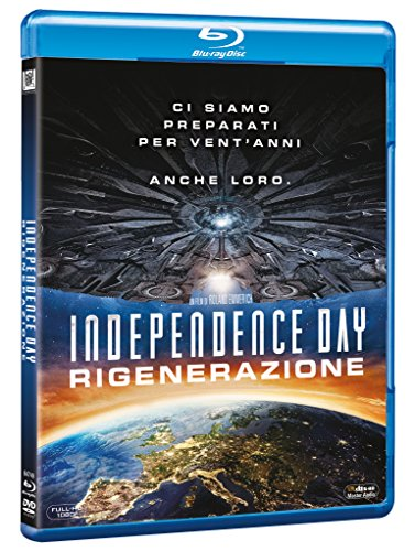 independence day - rigenerazione - blu ray BluRay Italian Import