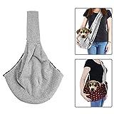 TopDirect Single-Schulter Sling Bag Haustier Hund Katze Tasche Rucksäcke Hundetasche Tragetücher für kleine Hunde und Katzen