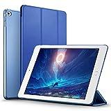 iPad Mini 4 Hülle, ESR® Yippee Series Auto aufwachen/Schlaf Funktion Ledertasche mit durchschaubar Rückseite Abdeckung Leichtgewicht Anti-Kratzer Schutzhülle für iPad Mini 4 (Marineblau)