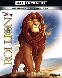 Le Roi Lion [4K Ultra HD + Blu-ray]