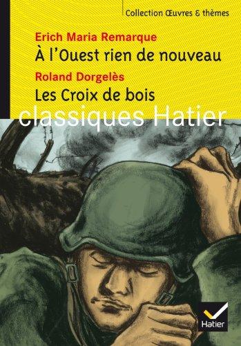 A l'Ouest rien de nouveau ; Les Croix de bois par Serge Brussolo
