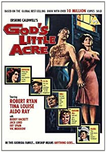 God's Little Acre [DVD] [1958]