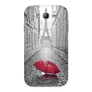 Stylish Tower Red Umbrella Multicolor Back Case Cover for Galaxy Grand