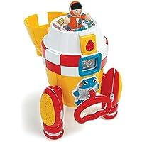 WOW Toys - Ronnie Rocket, nave espacial de juguete (10230)