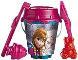 Disney Frozen Set Cubo Castillo de 18 cm con Pala (Mondo 311020)