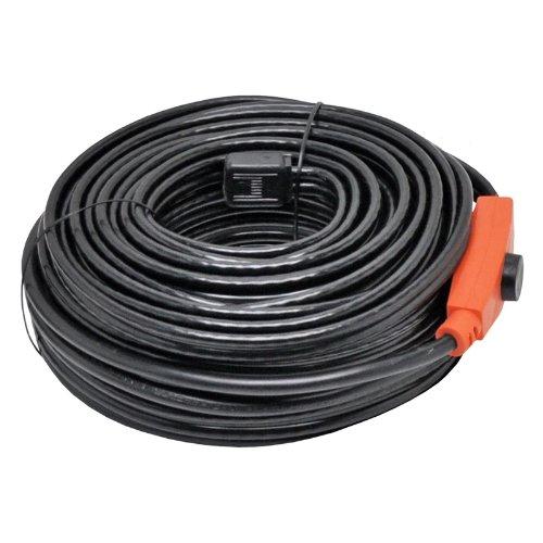 14m gel EXTRA chauffage de protection câble de chauffage par câble et chauffage gouttière protection câble Frost - protection contre le gel pour Plantes / palmes
