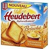 Heudebert biscotte gout brioche 290g - ( Prix Unitaire ) - Envoi Rapide Et Soignée