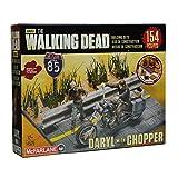 Walking Dead Tv Building Set Daryl Dixon