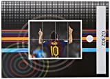LIONEL MESSI GOAL CELEBRATION FC BARCELONA GIANT NEW ART PRINT AFICHE CARTEL IMPRIMIR CARTELLO POSTER OZ302