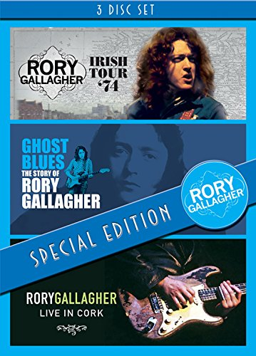 Rory Gallagher - Irish tour '74 / Ghost blues / Live in Cork (special edition)