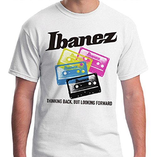Ibanez T-SHIRT CASSETTE S - Camiseta, talla S