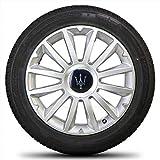 Maserati 18 Zoll Felgen Ghibli M157 Alfieri Design Winterreifen Winterräder 8 mm