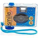 Pocketsocket Smile Appareil-photo sous-marin jetable