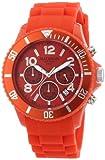 Madison New York Unisex-Armbanduhr CANDY TIME CHRONO Chronograph Silikon U4362-11