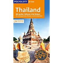 POLYGLOTT on tour Reiseführer Thailand: Mit großer Faltkarte, 80 Stickern und individueller App