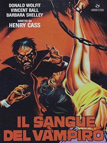 Il Sangue Del Vampiro (DVD)