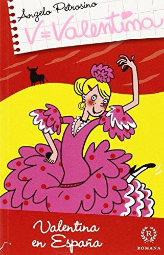 Portada del libro Valentina En España (Valentina (romana))
