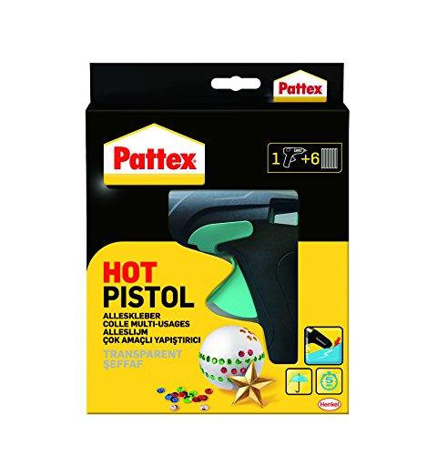 Price comparison product image Pattex Made At Home - hot glue gun, PHP6