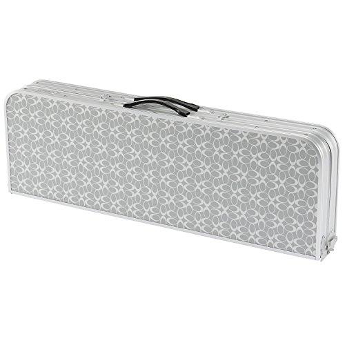 Coleman Packaway Table Silver Uksportsoutdoors