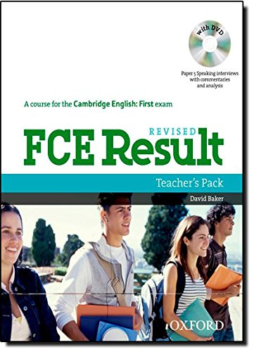 Revised FCE Result: First Certificate in English Result Teacher's Book and DVD Pack (Revised) (First Result)