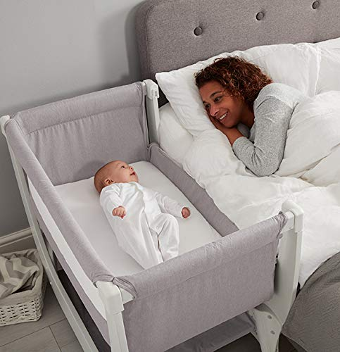 Shnuggle Air Cot Conversion Kit Shnuggle Extends the life of the Shnuggle Air Bedside Crib from 6 months up to 2 years* Large, dual-view mesh sides promote breathability and allow you to see your little one more easily. Uniquely designed Air-Flow Mattress (sold separately), with a hypo-allergenic fibre core providing 50% more breathability than a standard foam mattress** 8