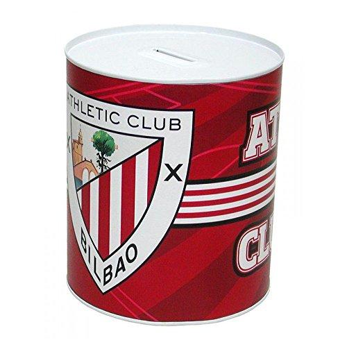 Atletico de Madrid 0 Hucha Metal cilíndrica 13, 0 (CYP Imports HM-16-ATL)