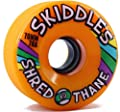 SECTOR 9 Skiddles Shred-Thane 70mm 78a Orange