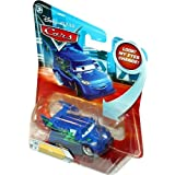Disney Pixar Cars DJ (lenticular, look! my eyes change!) - Véhicule Miniature - Voiture