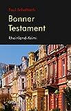Bonner Testament: Rheinland-Krimi