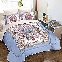 SMD Digital Print Comforter 6 Pcs Set King