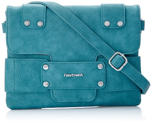 Fastrack Sling Bag (Blue)  available at amazon for Rs.1595