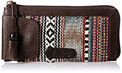 Holii Womens Wallet (Brown Red)