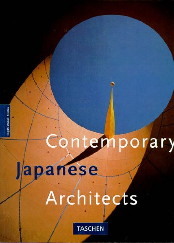 Contemporary Japanese Architecture: 1 (Big art series) por Dirk Meyhofer