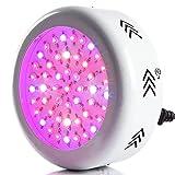 JADIDIS 150W UFO Led Pflanzenlampe Vollspektrum Wachsen Licht für Zimmerpflanzen