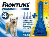 1PZ FRONTLINE SPOT-ON KG.10-20 CANI MEDI (3+1)
