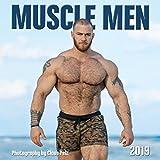 Muscle Men 2019calendario da parete