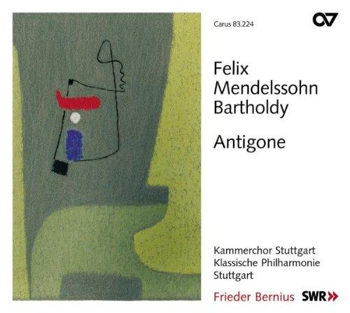 Mendelssohn: Antigone - Schauspielmusik op. 55 (Bühnen-drama)