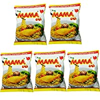 Mama Instant Noodle Chicken - 55gm (Pack of 5)