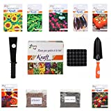 Kraft Seeds Super Garden Starter Kit