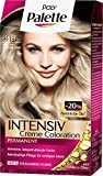 Palette Intensiv Creme Coloration, 418 Helles Aschblond Stufe 3, 3er Pack (3 x 115 ml)
