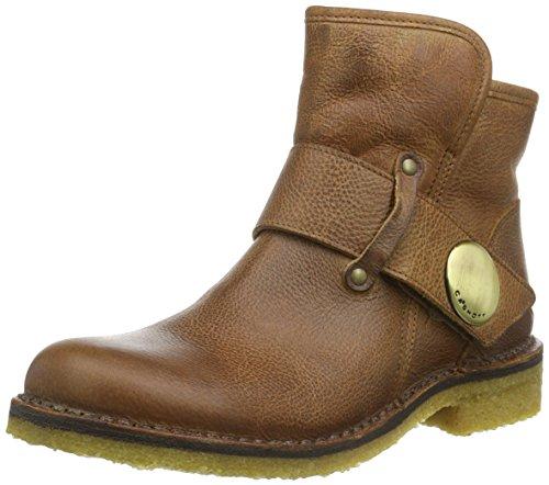 Ca\'Shott Damen A14065 Biker Boots Braun (Camel 135) 37 EU