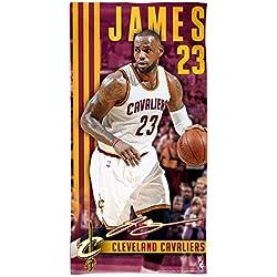 NBA Cleveland Cavaliers Toalla de playa LeBron James