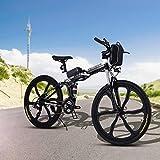 Bicicleta Eléctrica Plegable de Montaña Teamyy